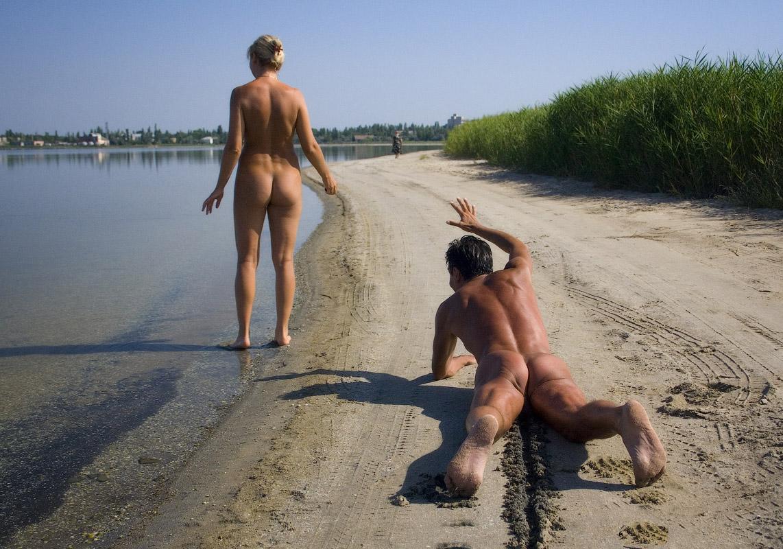 Смотреть фото с нудистских пляжей 11 фотография